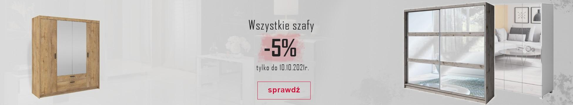 Szafy -5%