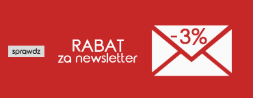 Rabat na meble za newsletter