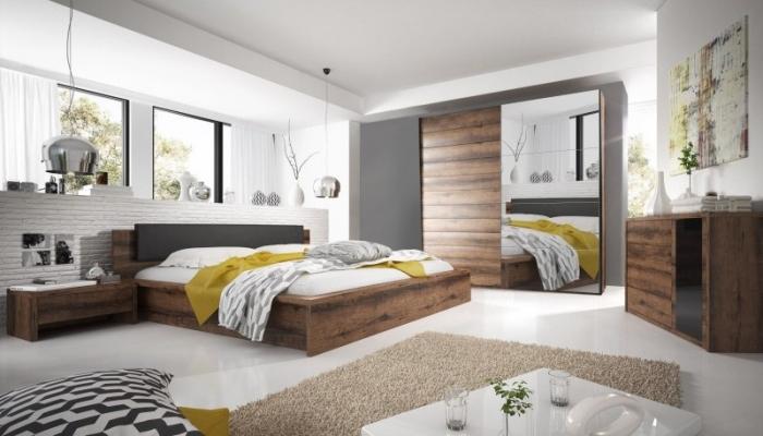 Jak dobrać idealną szafę do sypialni?