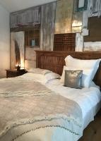 Shabby chic – piękna sypialnia dla romantyków
