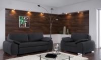 Strefa relaksu w salonie - narożnik czy komplet wypoczynkowy?