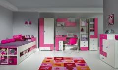 Urządzanie pokoju dla dziewczynki