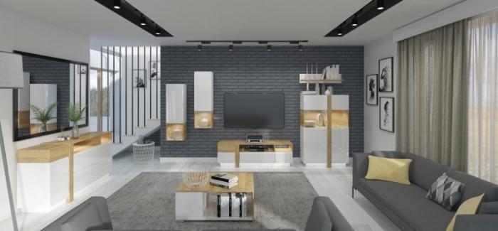 Urządzamy salon w stylu minimalistycznym